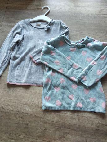 Sweterek h&m 92 2 sztuki