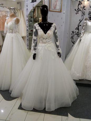 """Весільна сукня у сучасному стилі """"Бохо"""""""
