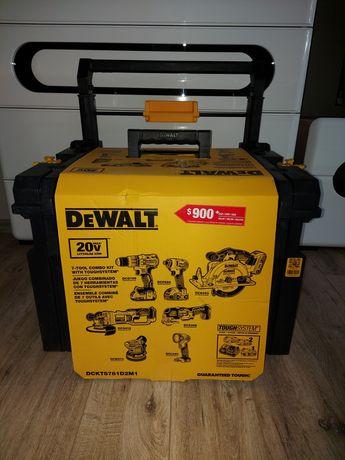 Zestaw DeWalt XR 20V