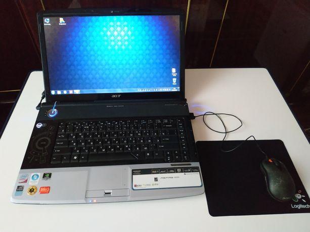Ноутбук acer aspire 6920g