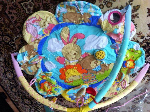 коврик ігровий для малюків