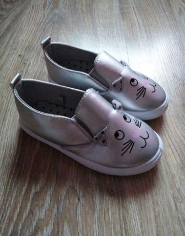 Buty dziewczęce nowe