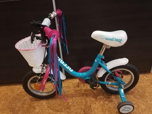 Rowerek dla dziecka.