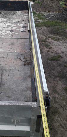 Paka skrzynia ładunkowa Mascott Iveco