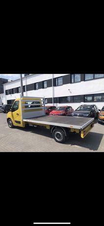 Renault master skrzynia ładunkowa NOWA.