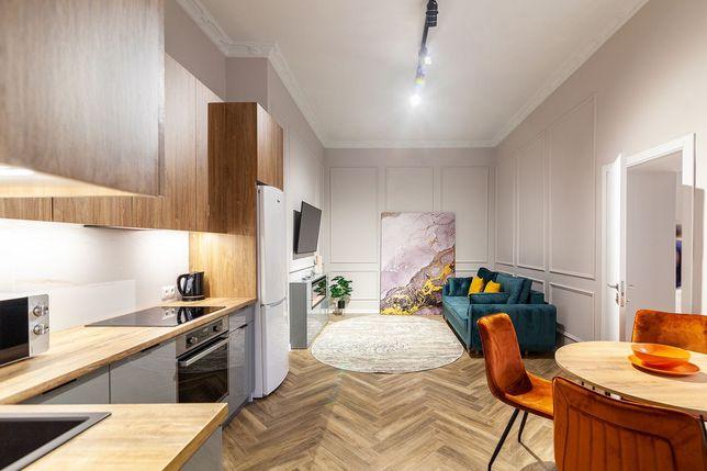 Продаж квартири з ексклюзивним ремонтом в центрі на вул. Глібова,5