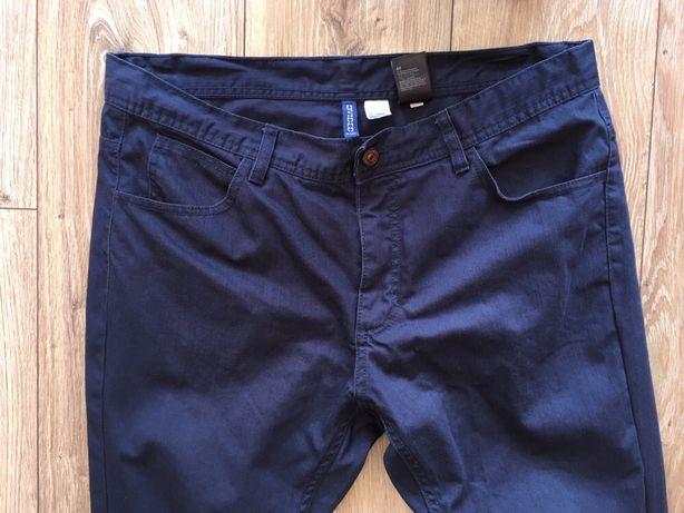 Spodnie męskie H&M rozmiar 34