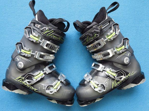 Buty narciarskie NORDICA Belle 24,5 38,0 używane DAMSKIE NARTY