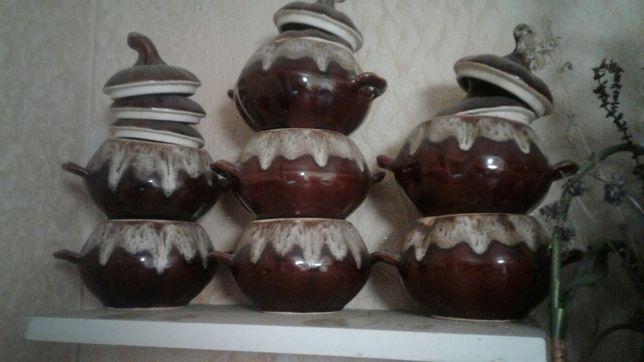 Продам посуду глиняную