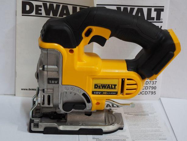 Akumulatorowa wyrzynarka DEWALT DCS 331 bez bateria ladowarka