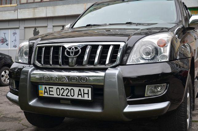 Аренда машины Toyota Land Cruiser Prado .VIP TAXI. Элитное Такси СВОЯ