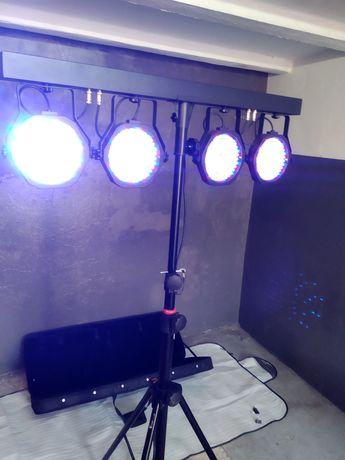 Belka świetlna Stairville CLB 2.4 LED Par. Rezerwacja.
