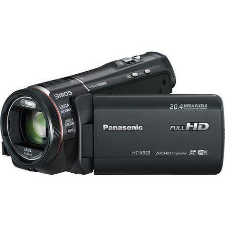 Câmera Video Panasonic HC-X920 Full HD 3MOS
