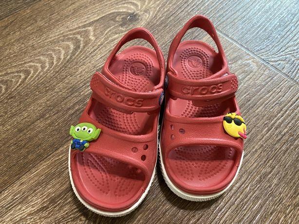Сандали crocs c8 крокс