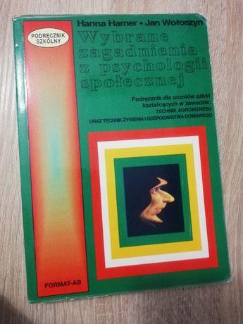 książka Wybrane zagadnienia z psychologii społecznej Jan W., Hanna H.