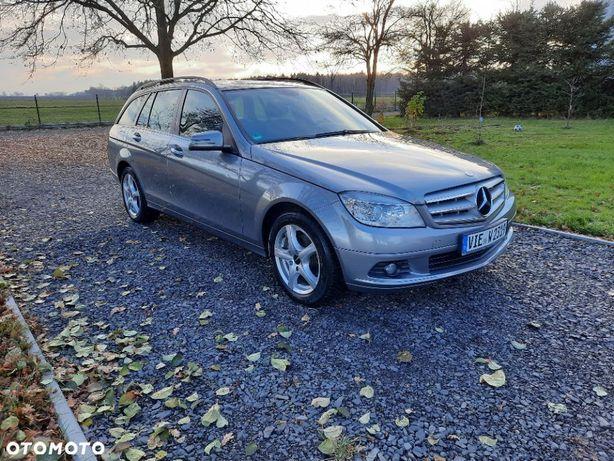 Mercedes-Benz Klasa C 1.8 Kompressor 198tys. km z Niemiec Bezwypadkowy Gwarancja Opłacony