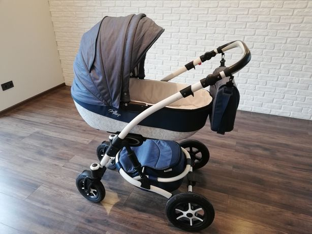 Wózek Babyactive Shell prestige 3w1