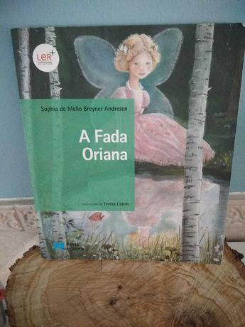 A Fada Oriana Porto Editora