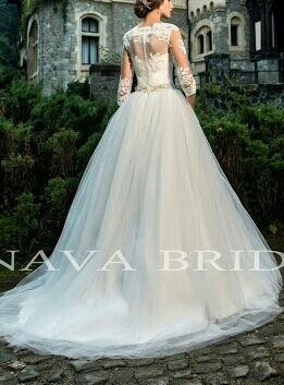 Przepiękna suknia ślubna rozmiar 36 + gratis