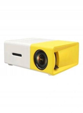 Rzutnik LED Przenośny mini Projektor FullHD