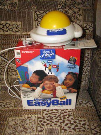 Удивительная мышка Microsoft EasyBall