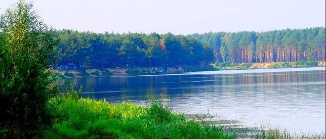 TO Земельный участок на берегу Днепра 16 соток