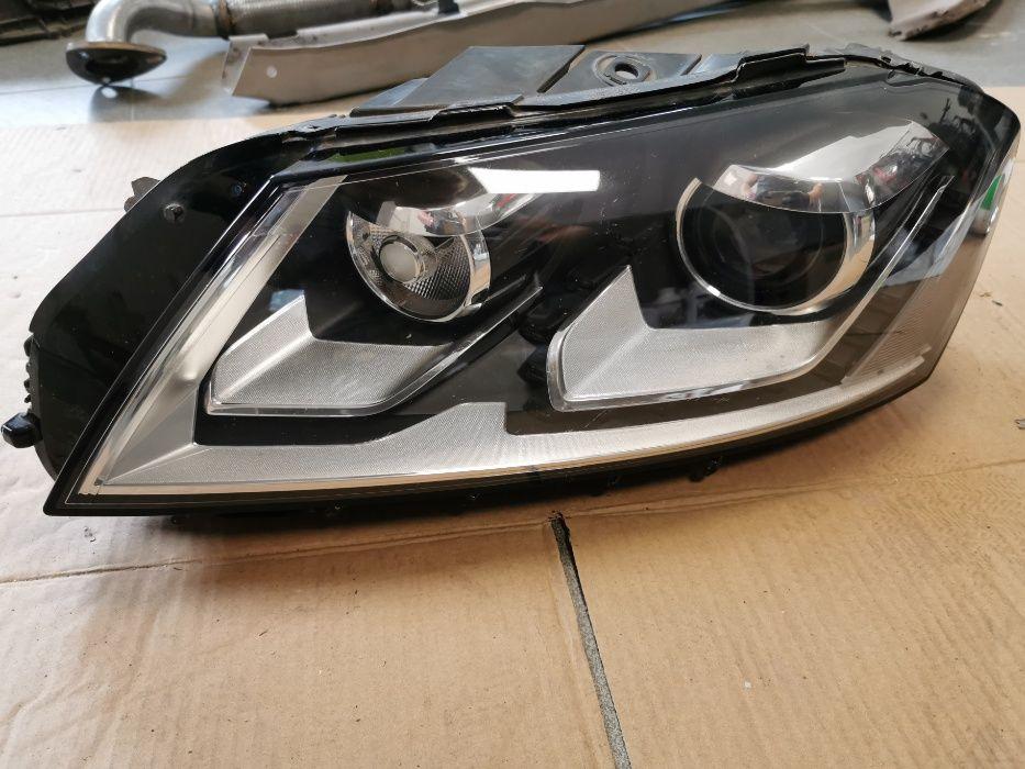 Reflektor przedni lewy VW PASSAT B7 3A Piaseczno - image 1
