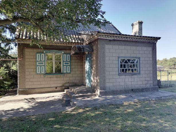 Дом на старых Аулах. пгт Аулы