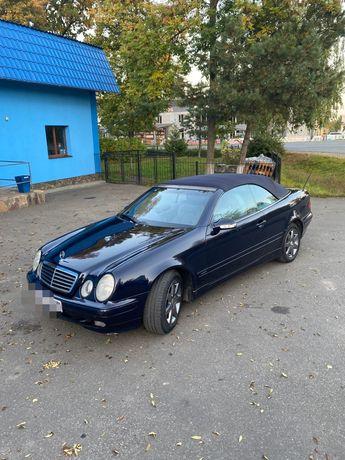Mercedes Benz clk 230