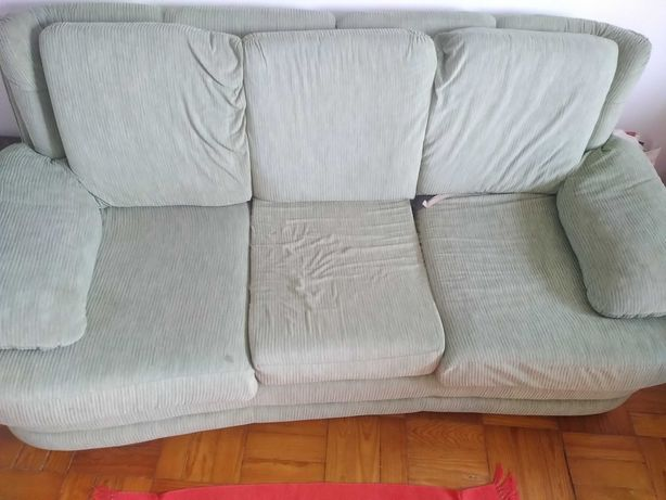 Sofa usado , sem danos