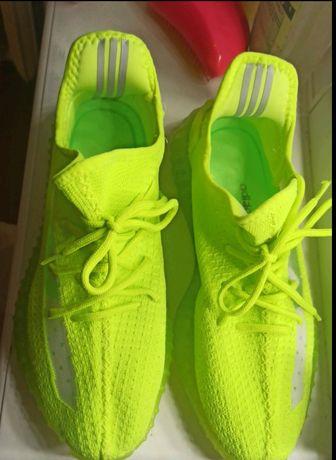 Buty adidas Yeezy Boost 350 neon