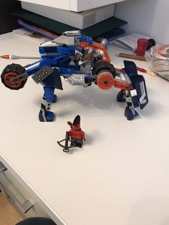 Klocki lego Nexo Knight 70312