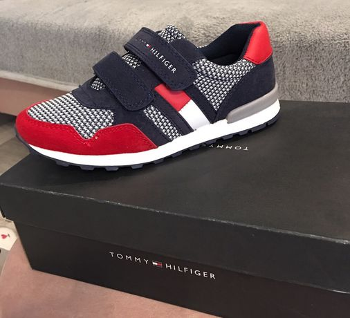 Nowe Adidasy Tommy Hilfiger rozmiar 32