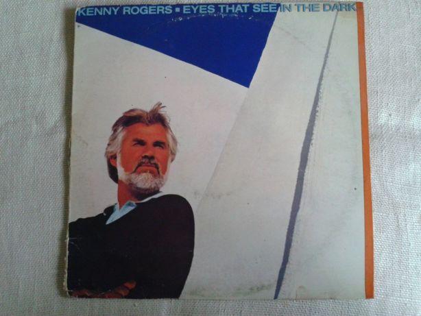 Kenny Rogers - Eyes That See In The Dark vinyl