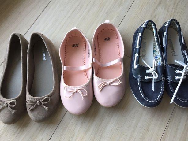 3 pary butów rozmiar 31