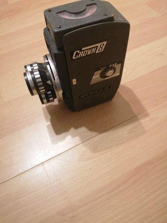 Unikat stara kamera Crown 8 optical Co Ltd sprawna