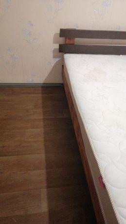 Продам кровать деревьяная, очень удобная, 1600,2000 не низкая