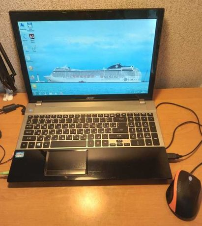 Ноутбук для работы учебы отдыха Acer Aspire V3-571