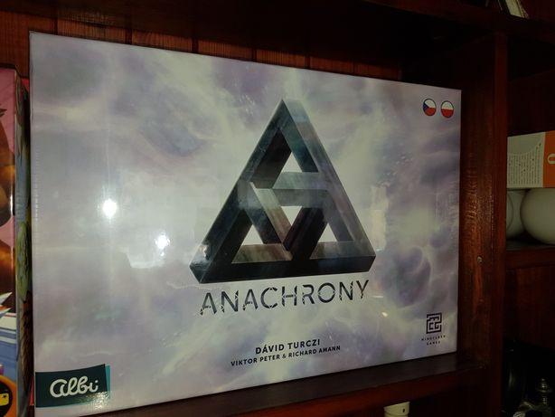 Nowa gra planszowa ANACHRONY zafoliowana PL