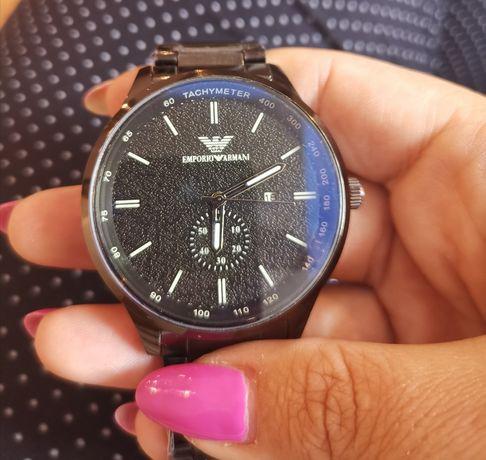Zegarek Empario Armani czarny
