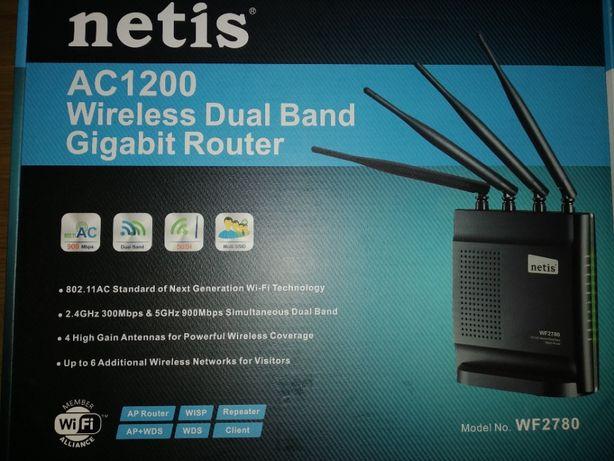 Router NETIS WF2780 DSL WiFi AC/1200 Dual Band