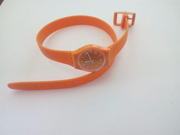 Relógio Swatch Lady Abricot