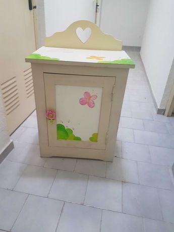 Mesa criança decoração