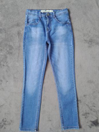 Spodnie jeans 152 PRIMARK dziewczęce