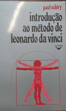 Livro Arq. Paul Valéry - Introdução ao método de Leonardo da Vinci
