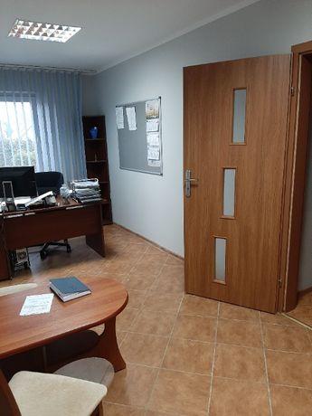 Do wynajęcia pomieszczenia biurowe oraz magazyn
