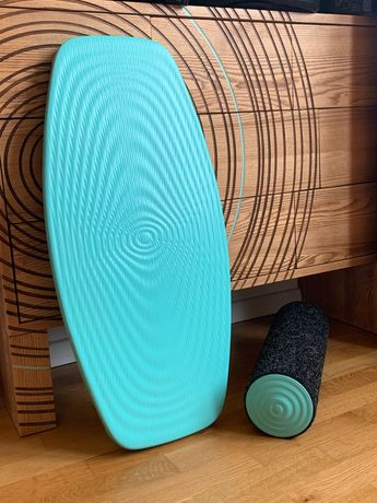 Баланс борд, деревяный балансборд, balance board