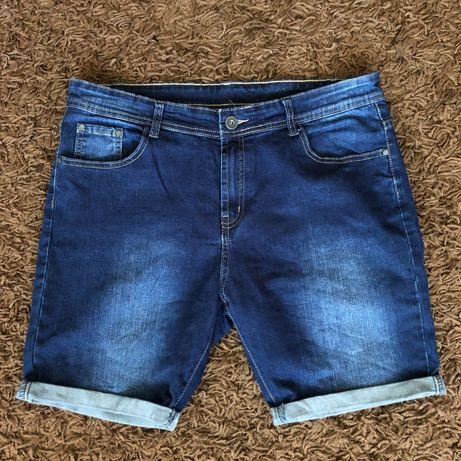 Spodenki szorty jeans roz. L/XL