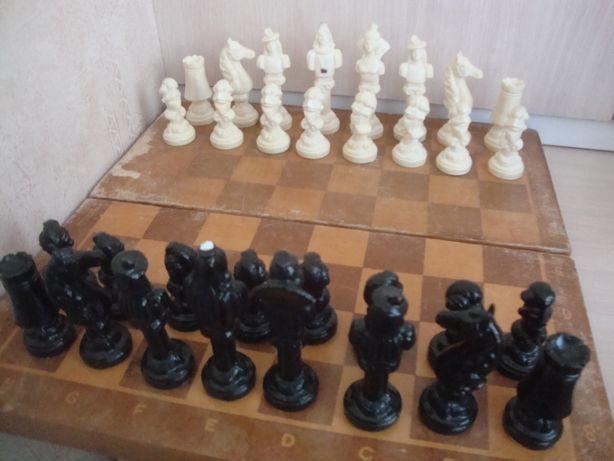 шахматы рыцари большие фигуры