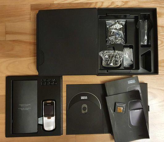 Nokia 8800 рабочий, в коробке с полным комплектом. IMEI совпадают.